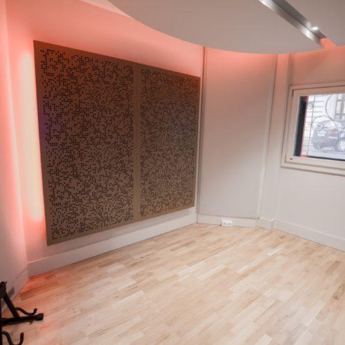 Aufnahmeraum, Studio 1&2 im Vienna City Sound
